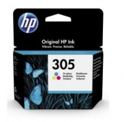 HP Cartridge 3YM60AE No 305 Color ZTR CHS