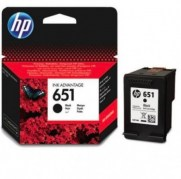 HP Cartridge C2P10AE No.651 Black ZTR CHS