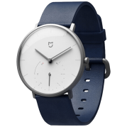 Quartz Watch White Blue